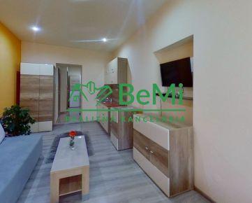 BeMi reality Vám ponúka na prenájom 1-izbový byt. 053-211-RAS