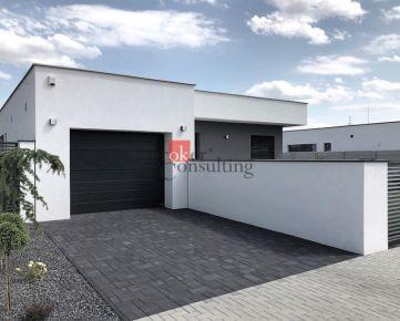 MODERNÝ rodinný dom Dunajská Streda na predaj, s možnosťou inteligentného riadenia