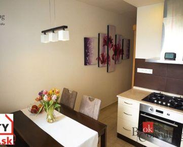 REZERVOVANÉ ! Na  predaj 2 - izbový príjemný byt vo vyhľadávanej lokalite na Chrenovej v Nitre