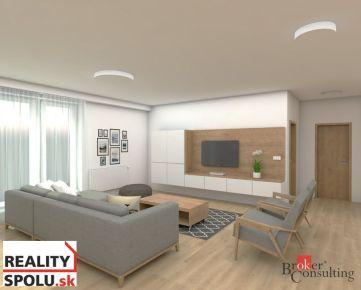 3 izbový byt Zvolen na predaj, v novostavbe HRON 2.etapa