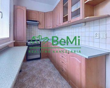 BeMi reality Vám ponúka na predaj 3i byt v Prešove