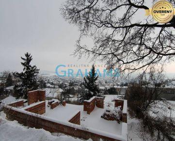 GRAHAMS-PREDAJ slnečný stavebný pozemok na Zobore, Nitra