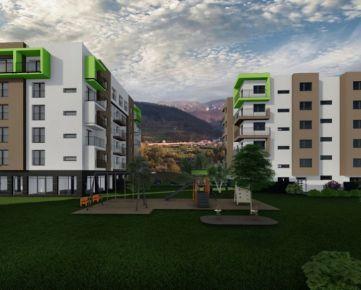 3 izbový byt Žilina Bytča NA KĽÚČ na predaj - exkluzívne v Rh+