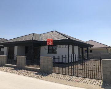 3 izbový rodinný dom s garážou /A/ Horná Potôň na predaj, novostavba