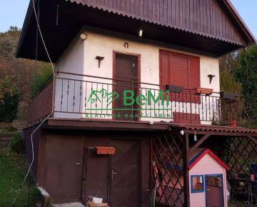 Ponúkame na predaj chatu v chatovej oblasti Sološnica. (Znížená cena) (010-13-PAK)
