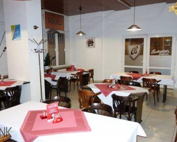 Predaj zabehnutej reštaurácie, plus ďalšie priestory spolu 570 m2