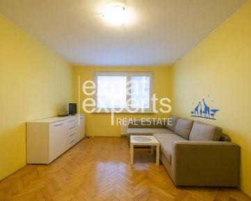 Priestranný 1i byt, 40m2, zariadený, pekná lokalita