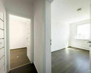 Zrekonštruovaný 2izb byt, prerobený na 3izb.