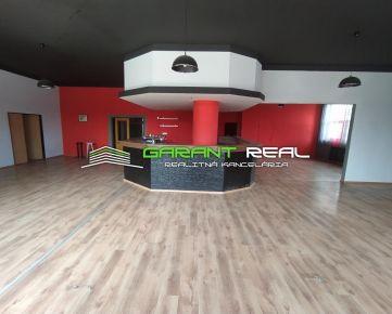 GARANT REAL - prenájom obchodný / komerčný priestor, cca 450 m2, Kračúnovce, okres Svidník