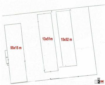 Predáme prevádzkový areál, Žilina  - širšie centrum, R2 SK.