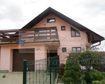 Opakovaná dražba rodinného domu s bazénom v Košiciach, k.ú. Pereš!