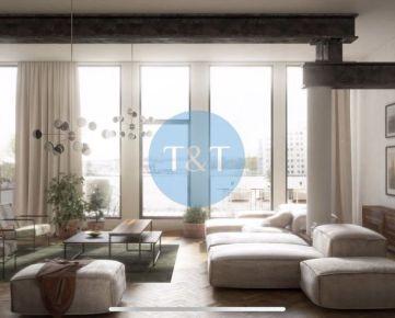 Exkluzívny 6 izb. PENTHOUSE s veľkou terasou
