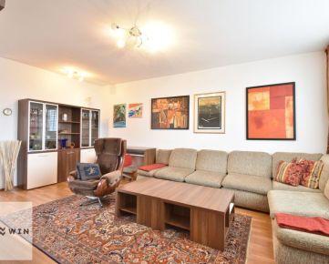 Prenájom 2 izbový byt, Novostavba, 70m2, Balkón, Garáž a internet v cene