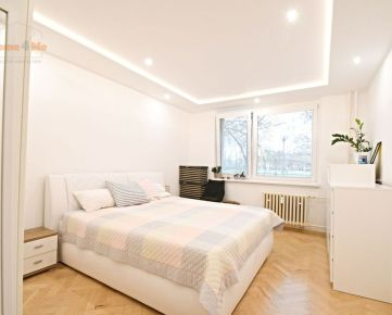 Home4me - PREDAJ 2 izbový byt po rekonštrukcii, Šándorova, Ružinov