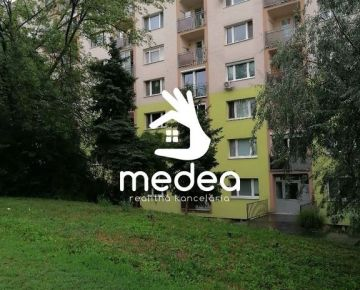 Predaj - veľký  3 izbový byt 78 m2, balkón,  Nitra-Klokočina