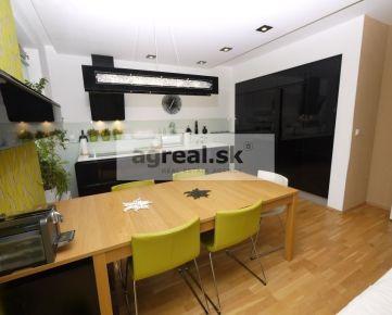 Predaj, exkluzívny 3- izb. byt (86,83 m2 + 2,20 m2 balkón a 5,50 m2 loggia) s garážovým státím v novostavbe rezidenčnej štvrte Vinohradis, ul. Tupého, Bratislava III – Vinohrady