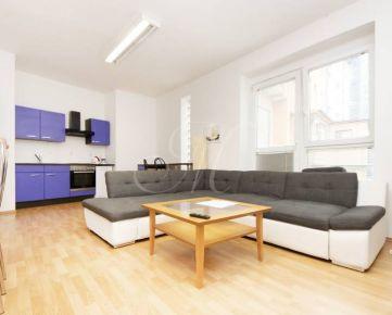 Priestranný 3i byt s veľkou terasou v centre Bratislavy na predaj