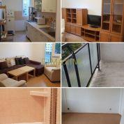 3-izb. byt 70m2, čiastočná rekonštrukcia
