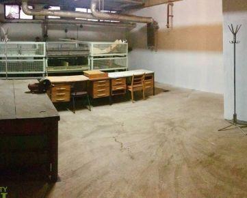 Ponúkame na prenájom výrobné priestory (dielňu) rozloha 40 m2 v Žiline