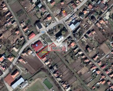 Stavebný pozemok, 945 m2, Dulovce, Komárno