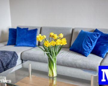 REZERVOVANÉ- Svetlý 1 izb. byt s pekným výhľadom, Drobného ul. Dúbravka