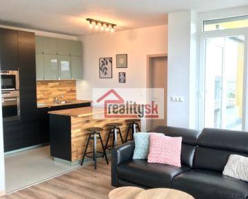 3-izbový byt na Opletalovej ulici v novostavbe Devínsky dvor, Devínska nová Ves,  750€/mes.