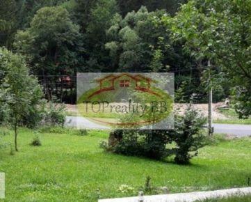 Rezervované !!!  - Na predaj rekreačný dom  pri Banskej Bystrici,  - cena 87 000€