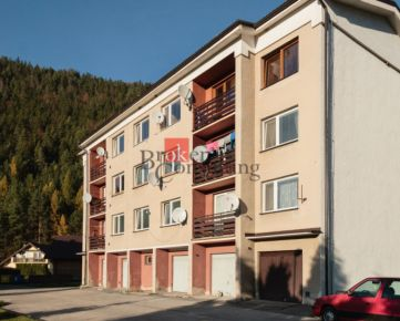 2 izbový byt Liptovská Osada na predaj, zrekonštruovaný