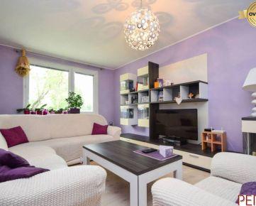 Zrekonštruovaný 4-izbový byt na Javorovej ulici