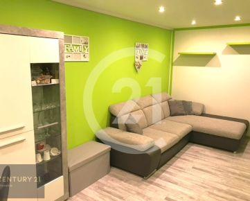Kvalitne prerobený 3izb. byt na Nešporovej ulici s výhľadom