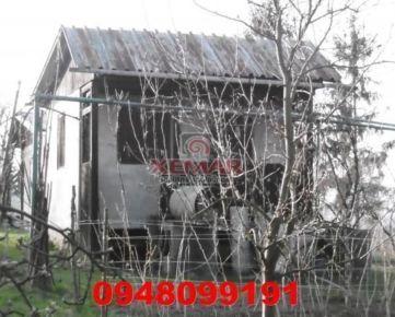 Záhradka s  chatkou nad Neresnicou ZO Hájik