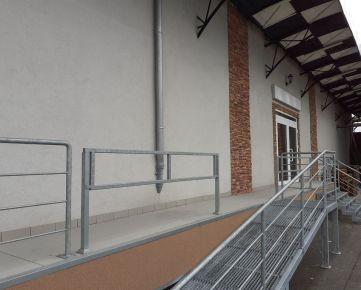 Prenájom výrobného objektu 720 m2 v širšom centre