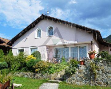 Rodinný dom s veľkou terasou a bazénom na predaj, Lipovec