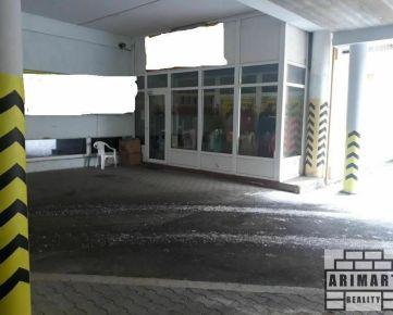predaj obchodné priestory Nitra - centrum