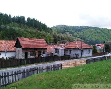 Útulný domček na chalupu, Slovinky