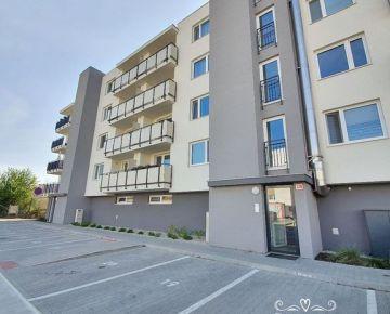 Prenájom 3i bytu v novostavbe v mestskej časti Zlatovce