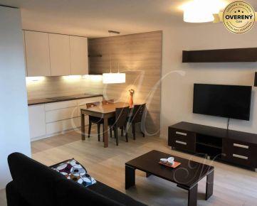 Slnečný 2i byt v projekte Blumentál v Starom meste