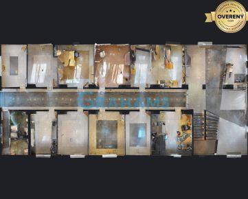 3D prehliadka, predaj, areál Vlčie hrdlo-polyf budova a sklady 4. 126m2