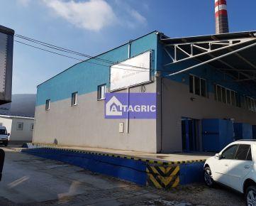 3237N - Skladová budova na prenájom v priemyselnom parku TS - Bratislava, Dúbravka - PRENAJATÉ