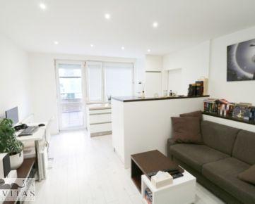 Na predaj 1,5 izbový byt s veľkou terasou, Mraziarenská ul.
