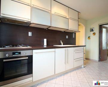 Na prenájom 2 izbový byt 47 m² - Budovteľská ul.