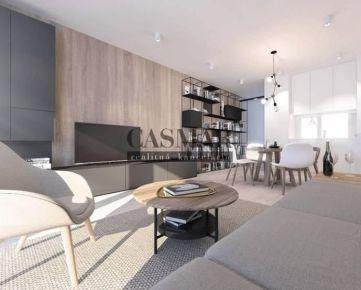 PROJEKT PRÚDY - CASMAR ponúka na predaj 3izb. byt D2.07 v novostavbe