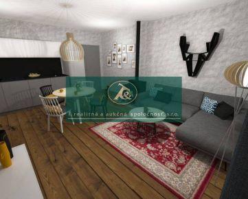 Aukcia - dvojizbový byt, výmera 41 m², Mýto pod Ďumbierom