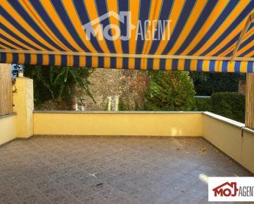 Ponúkam na PRENÁJOM 2izb. byt 64m2 + terasa 36m2 v centre Starého Mesta na ulici Šoltésovej.