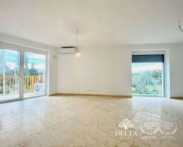 DELTA   2 izbový byt v novostavbe s balkónom a rekuperáciou v štandarde, 67,75 m2, Vrakuňa