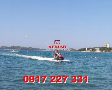 Na predaj rekreačný dom v chorvátskom meste Vodice priamo pri mori.