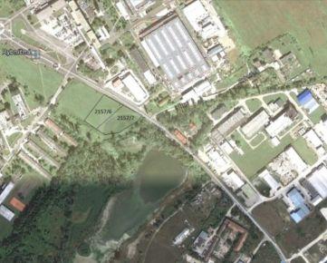 Predaj - Bratislava III - Vajnory , (vedľa Vajnorského rybníka) , výmera.10 374 m2