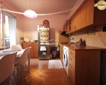 Predaj, dvojizbový byt, Žilina Vlčince 2, 61m2, Exkluzívne Reality IQ