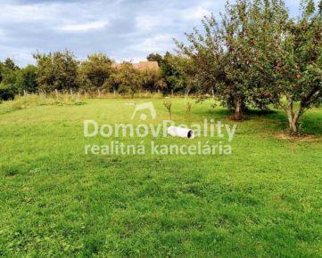 Predaj pozemok pre rodinný dom, 800 m2, Bošany časť Baštín