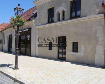 CASMAR RK - Exkluzívny priestor v centre mesta TOP!!!